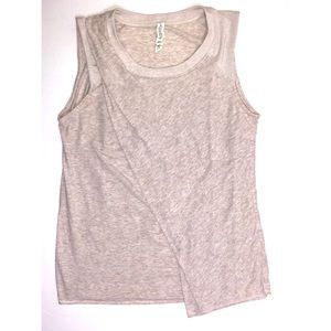 Lululemon Asymmetrical Layer Sleeveless Shirt